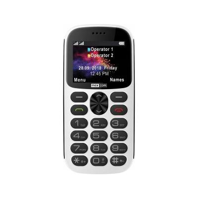 Maxcom MM471 Dual SIM White