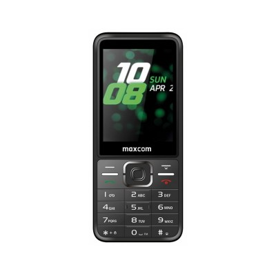 Maxcom MM244 Dual SIM Black