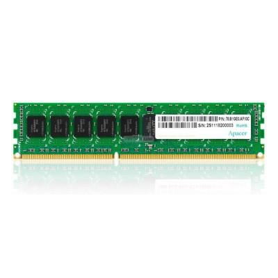 Memória RAM Apacer 8GB DDR3 (1x8GB) 1600MHz (DL.08G2K.KAM)