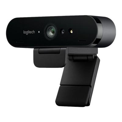 Webcam Logitech BRIO Pro Business 4K Ultra HD Preta