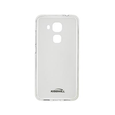KisswillSilicone Case Huawei Nova Plus Transparent