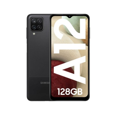 Samsung Galaxy A12 128GB/4GB A125 Dual SIM Negro