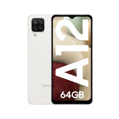 Samsung Galaxy A12 64GB/4GB A125 Dual SIM White