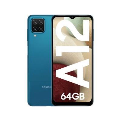 Samsung Galaxy A12 64GB/4GB Dual SIM Blue