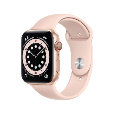 Smartwatch Apple Watch SE GPS + Cellular 40mm Rosa