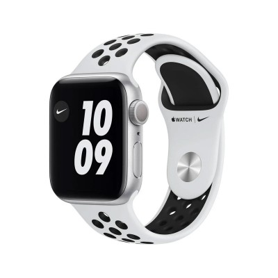 Smartwatch Apple Watch Nike Series 6 44 mm Plateado