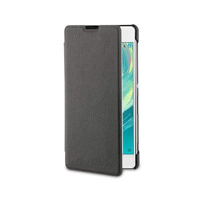 Original RoxFit Flip Cover Case Sony Xperia Xa Ultra Black