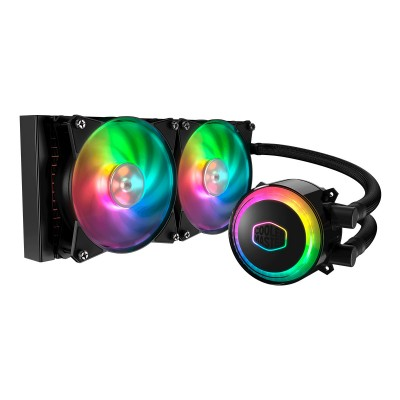Water Cooler CPU Cooler Master MasterLiquid ML240R RGB (MLX-D24M-A20PC-R1)