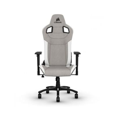 Gaming Chair Corsair T3 Rush Ash/White (CF-9010030-WW)