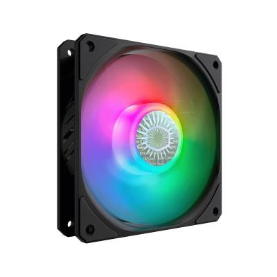 Ventoinha Cooler Master SickleFlow 120 RGB 1800RPM Preta (MFX-B2DN-18NPC-R1)