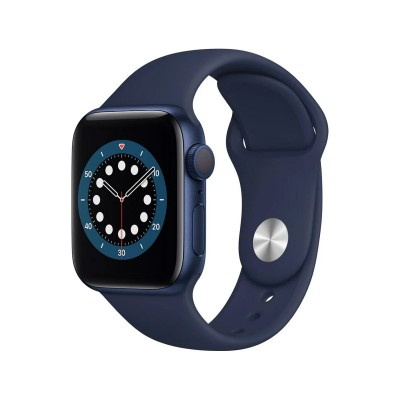 Smartwatch Apple Watch Series 6 44 mm Azul (M00J3TY/A)