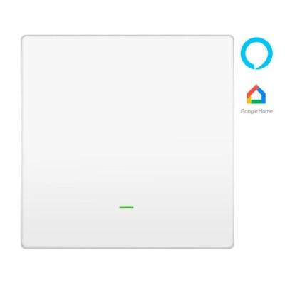 Interruptor Inteligente Girier T1 Google Home Branco