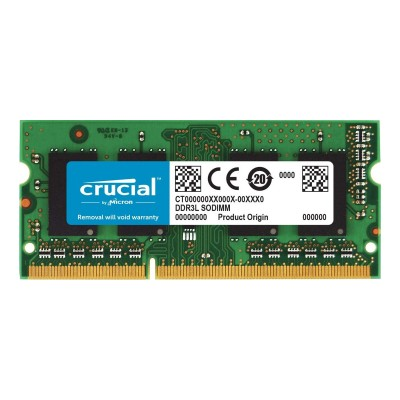 Memoria RAM Crucial 4GB DDR3 SO-DIMM 1066MHz para Mac (CT4G3S1067M)