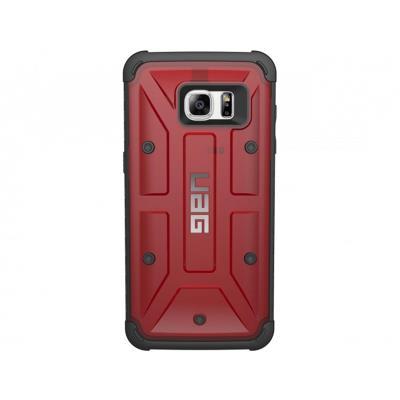 Capa Urban Armor Gear Samsung S7 Edge G935 Vermelha (GLXS7EDGE-MGM)
