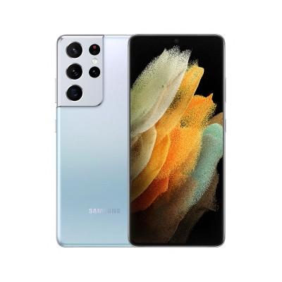 Samsung Galaxy S21 Ultra 5G 256GB/12GB G998 Dual SIM Plata