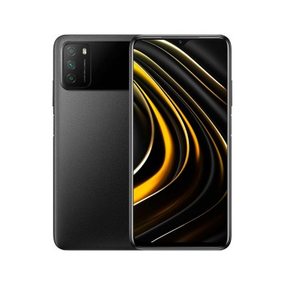 Xiaomi Poco M3 128GB/4GB Dual SIM Preto
