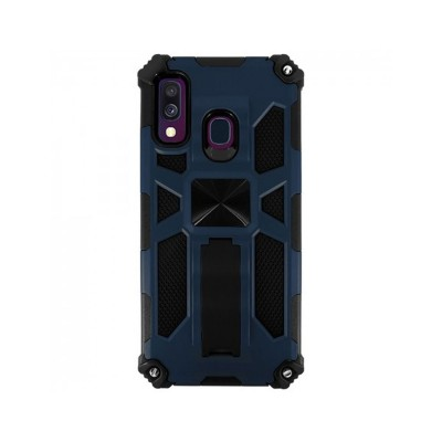 Anti-Shock Protective Cover Samsung Galaxy A40 Blue