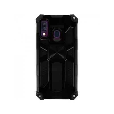 Anti-Shock Protective Cover Samsung Galaxy A40 Black