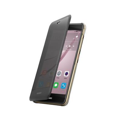 Funda S-View Original Huawei Nova Negro