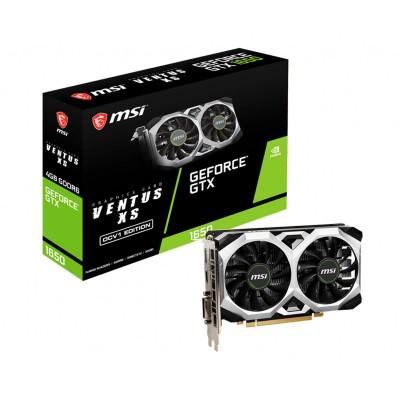 Graphics Card MSI GeForce GTX 1650 D6 Ventus XS OCV1 4GB GDDR6