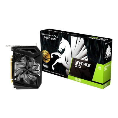 Placa Gráfica Gainward GeForce GTX 1650 Pegasus OC 4GB GDDR6