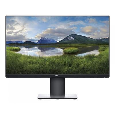 """Monitor Dell 24"""" IPS QHD Preto/Cinza (P2421D)"""