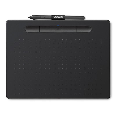 Graphics Tablet Wacom Intuos Basic S Black (CTL4100KS)