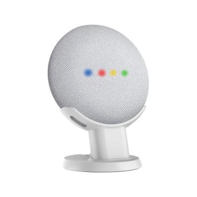 Support to Google Nest Mini Muvit iO White (MIOHOL003)