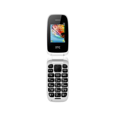ZTC C205 Senior Dual SIM White