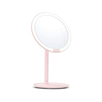Makeup Mirror Xiaomi Amiro w/Lighting LED Pink
