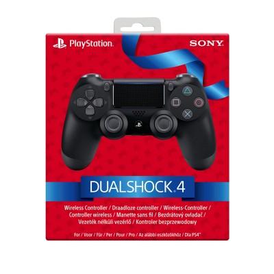 Command Sony DualShock 4 V2 PS4 Black Gift Edition
