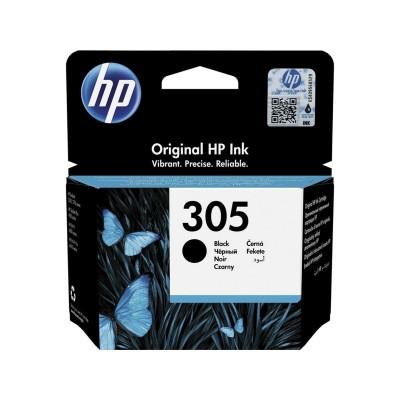 Tinteiro HP 305 Preto (3YM61AE)