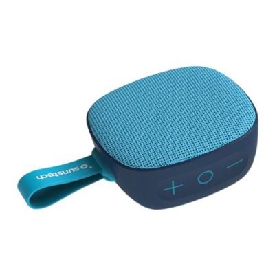 Bluetooth Speaker Sunstech Brick 5W Blue