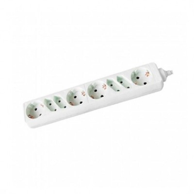 Ruler 8 Plugs Phasak Octupla 1.5m White