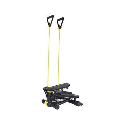 Stepper Twist Ajustável inSPORTline Legro Preto/Amarelo