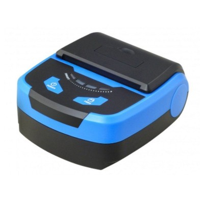 Thermal Bead Printer Premier ITP-Portable WF 80mm USB/Wi-Fi Black/Blue