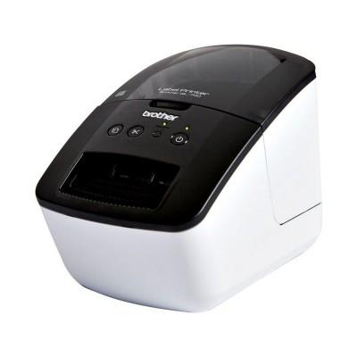 Thermal Label Printer Brother QL-700 62mm USB White/Black