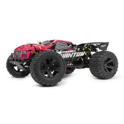 Remote Control Car Maverick Quantum XT Stadium Truck 4WD Pink (MV150106)
