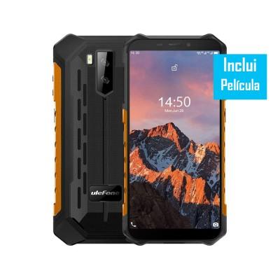 Ulefone Armor X5 Pro 64GB/4GB Dual SIM Laranja