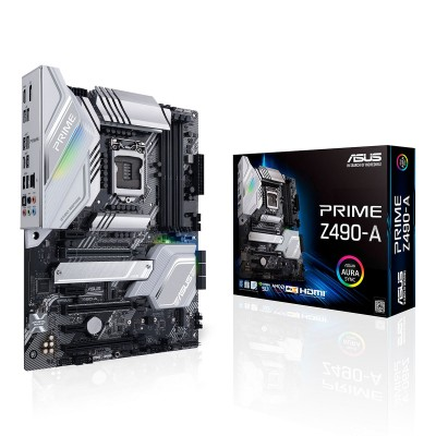 ATX Motherboard Asus Prime Z490-A ATX (90MB1390-M0EAY0)