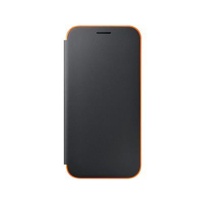 Capa Neon Flip Cover Original Samsung A5 2017 Preta (EF-FA520PBE)