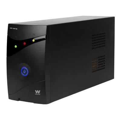 UPS Woxter 1200VA Black