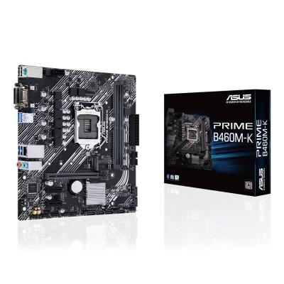 Motherboard Asus Prime B460M-K Micro-ATX (90MB1400-M0EAY0)