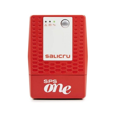 UPS Salicru SPS 700 ONE 700VA Vermelha