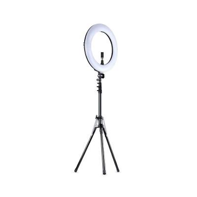 """Suporte Tripod Vidlok Ring Light 12"""" 160cm"""