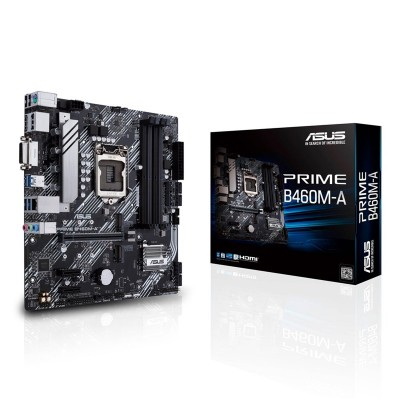 ATX Motherboard Asus Prime B460M-A Micro-ATX (90MB13E0-M0EAY0)