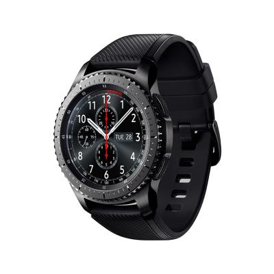 Smartwatch Samsung Gear S3 Frontier 4GB Gris oscuro (R760N)