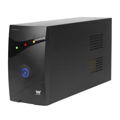 UPS Woxter 650 VA Black