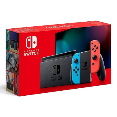 Console Nintendo Switch Neon V2 2019 Blue/Red