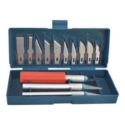 Set of 13 Modeling Knives